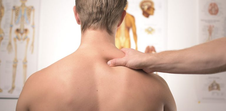 Don't be a pain in the neck